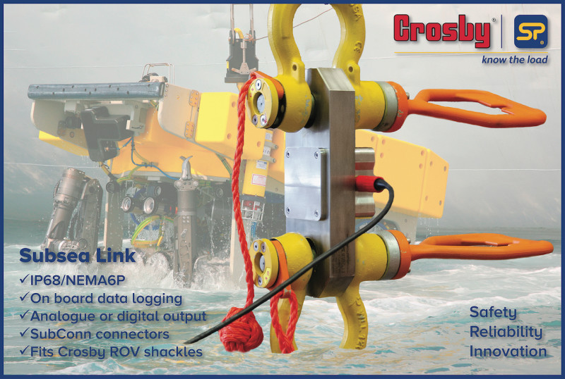 Straightpoint Launches Subsea Link