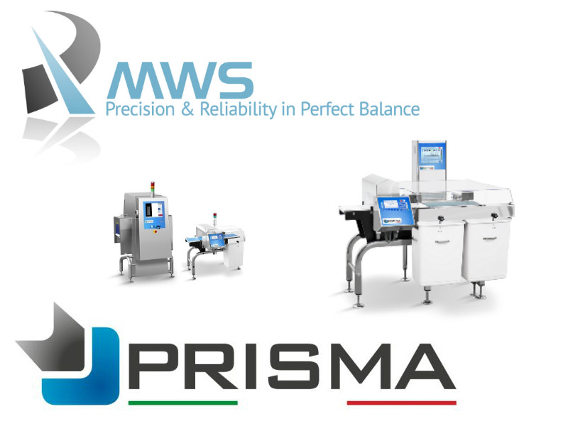 MWS Weighing Solutions announce new partnership with Prisma Industriale