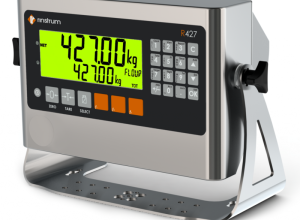 Introducing the Rinstrum R427 Stainless Steel Full Housing Indicator
