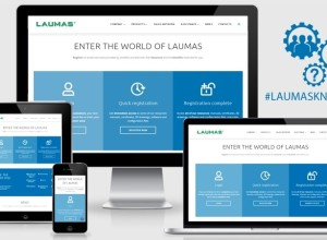 LAUMAS' New Website is Online