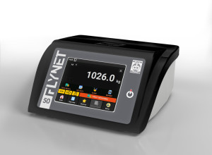 New Flynet50 Touch Screen Weighing Terminal by Cooperativa Bilanciai