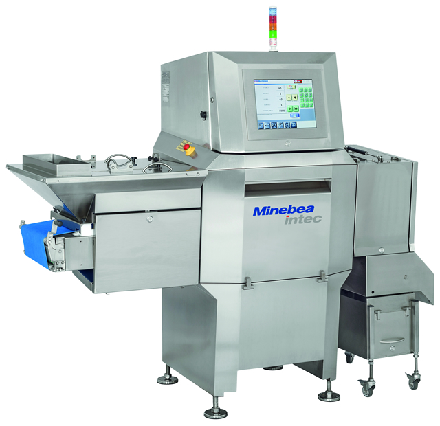 Minebea Intec's New X-ray Inspection System Dymond Bulk