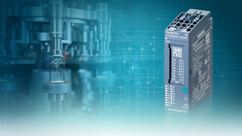 The New Siwarex WP351 from Siemens