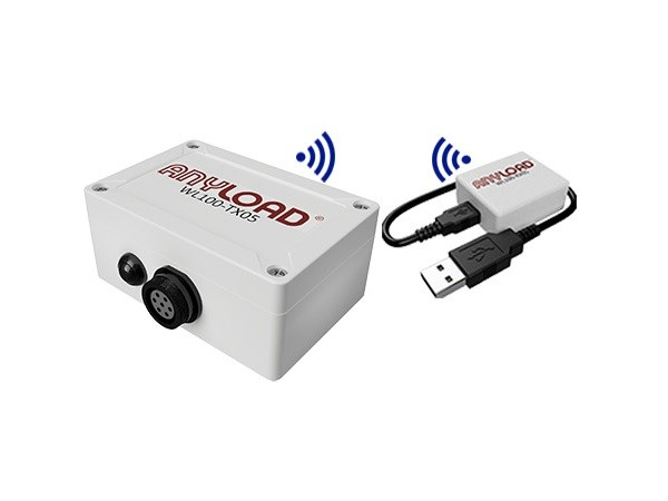 New Anyload WL100 Wireless Transmitter-Receiver