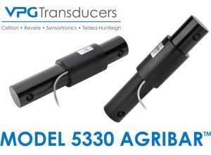 VPG Transducers Introduces Agribar™ Load Cell for Agricultural Industry Weighing Applications