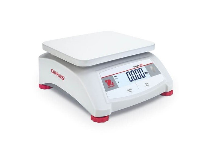 Ohaus Valor® 1000 - V12P Reliable Food-Safe Scale for Dry Environments