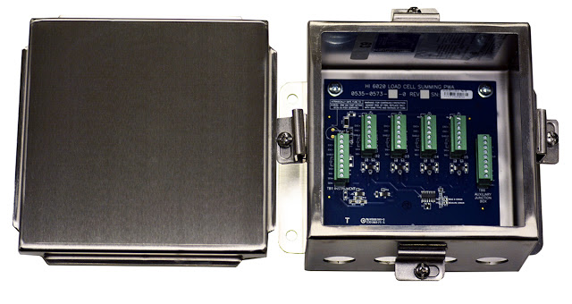 New Stainless Steel Hardy HI 6020IT and HI 6020JB Summing Box Models with Hazardous Area Certifications