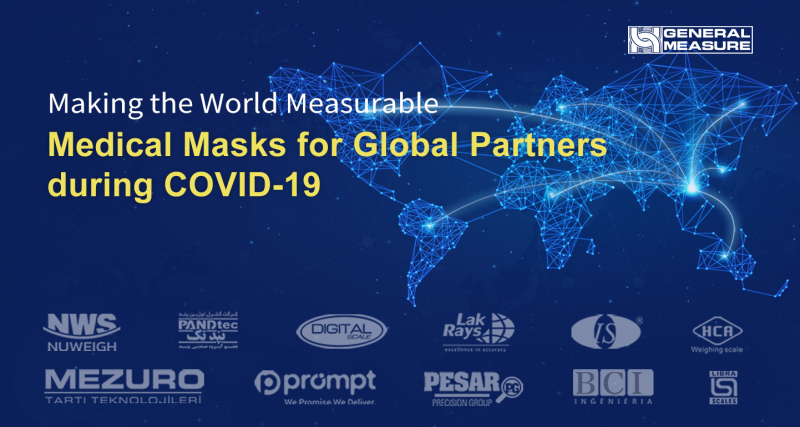 General Measure to send Medical Masks for Global Partners during COVID-19