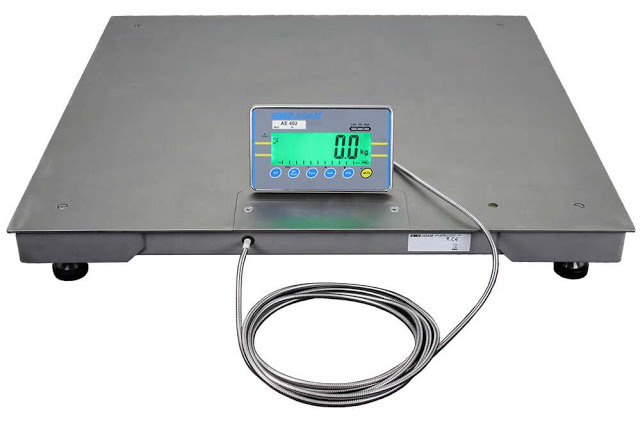 Adam Equipment Introduces PT Stainless Steel Platform Washdown Scales