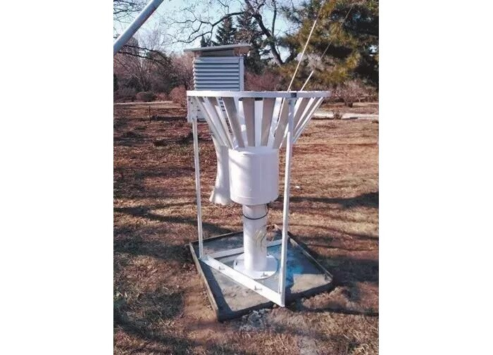 GALOCE Application Development of Weighing Precipitation Sensor