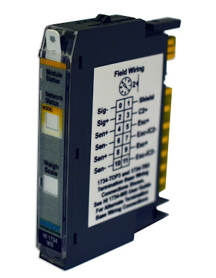 Hardy Introduces HI 1734-WS Weight Processing Module for Rockwell POINT I/O Systems
