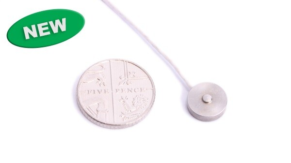 New smallest Button Load Cell ever made by Applied Measurements
