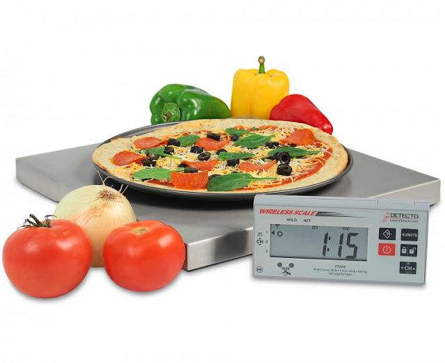 Detecto Scale's New PZ Series Wireless Digital Ingredient Scales