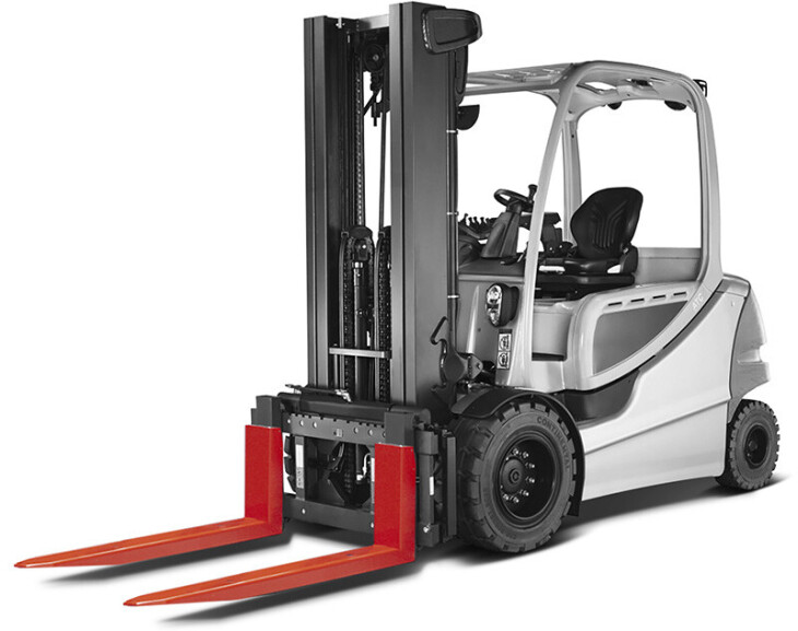 Gram Precision's New Forklift Scale with Xtrem Wi-Fi technology