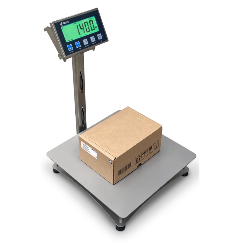 New Hygeia range of Hygienic Bench Scales announced by MWS Weighing Solutions
