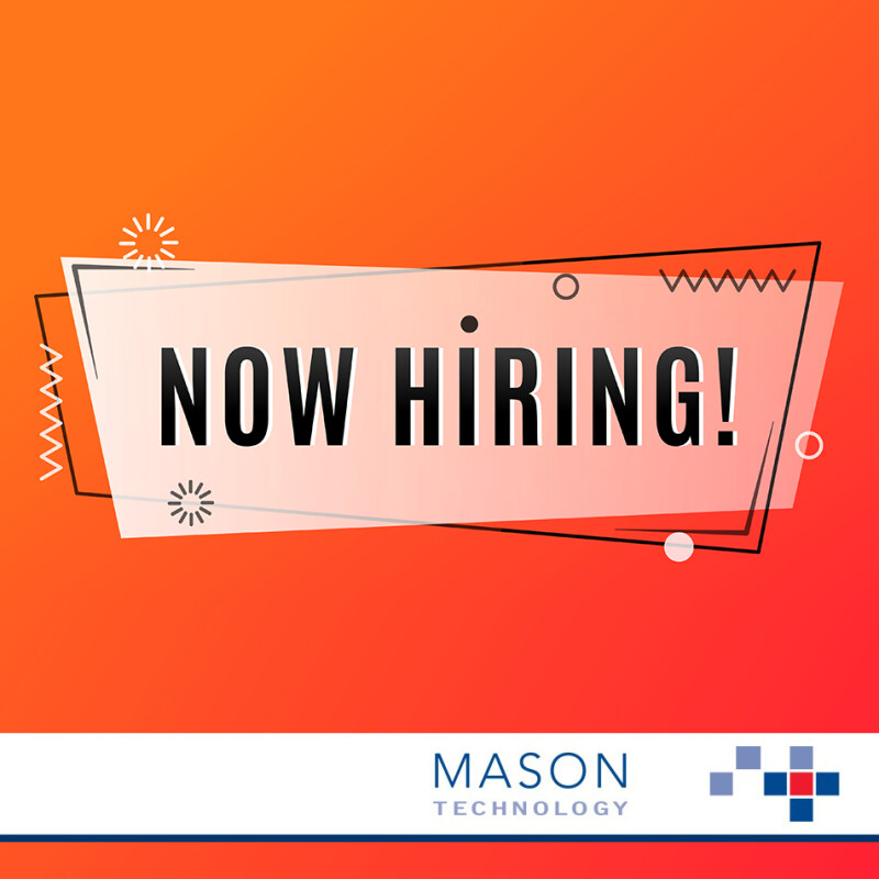 Job Offer by Mason Technology Ltd. - Learning & Development/HR Executive