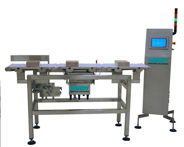 New Checkweigher from Hardy Process Solutions