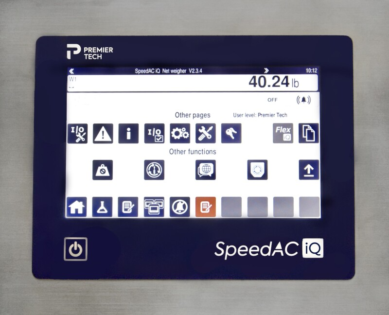 SpeedAC iQ: Revolutionizing The Weighing Industry