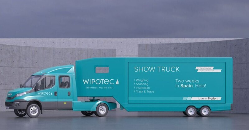 Job Offer by WIPOTEC GmbH - Truck Driver