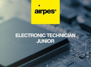 Job Offer by Airpes Sistemas Integrales de Manutencion Y Pesaje S.L. - Electronic Technician Junior