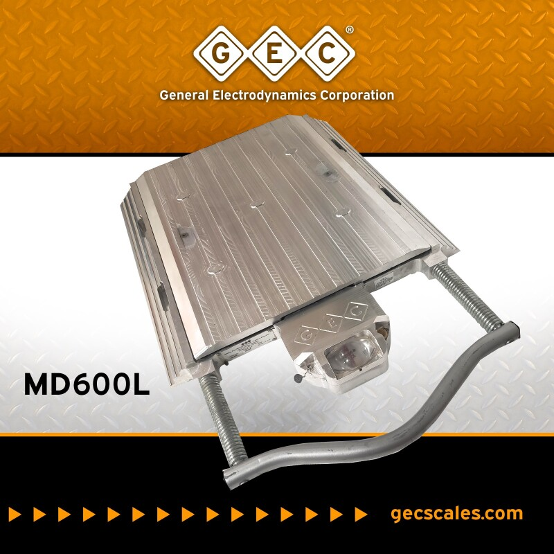 The new GEC MD600L mechanical Wheel-Load Scales