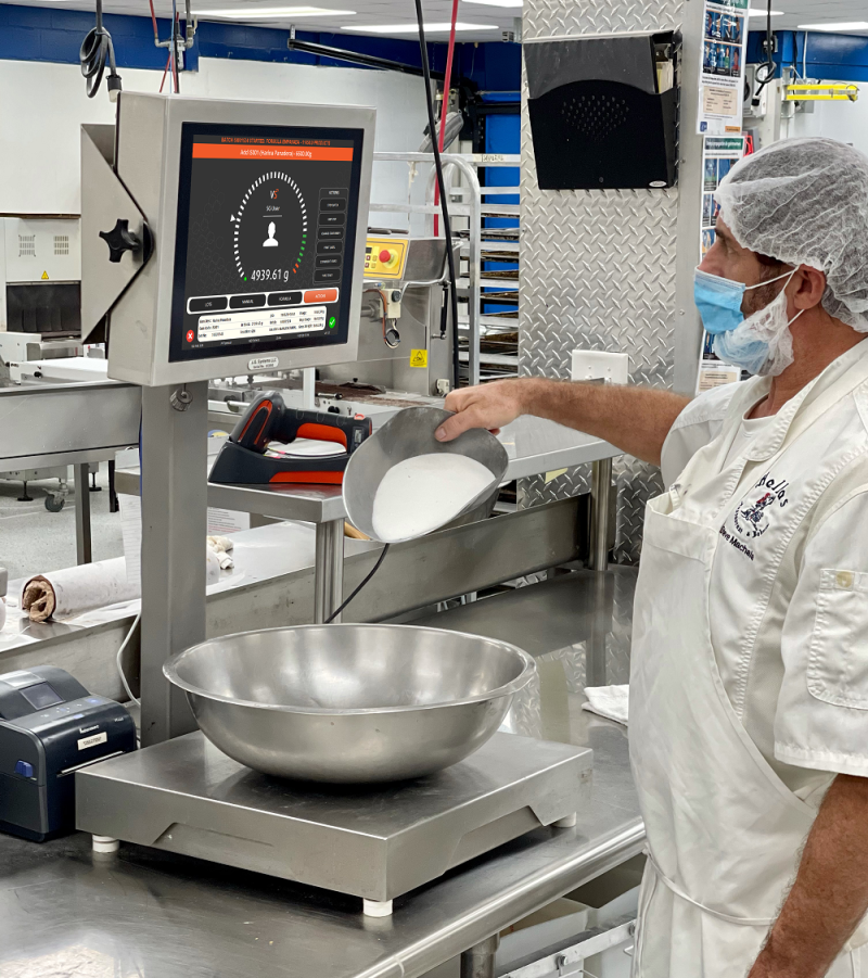 Hellas Bakery implements SG Systems V5 Traceability