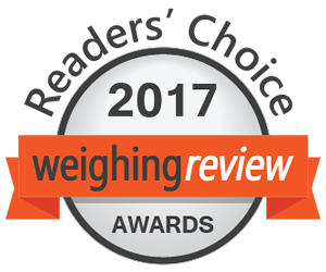 Welcome to the Weighing Review Awards 2017