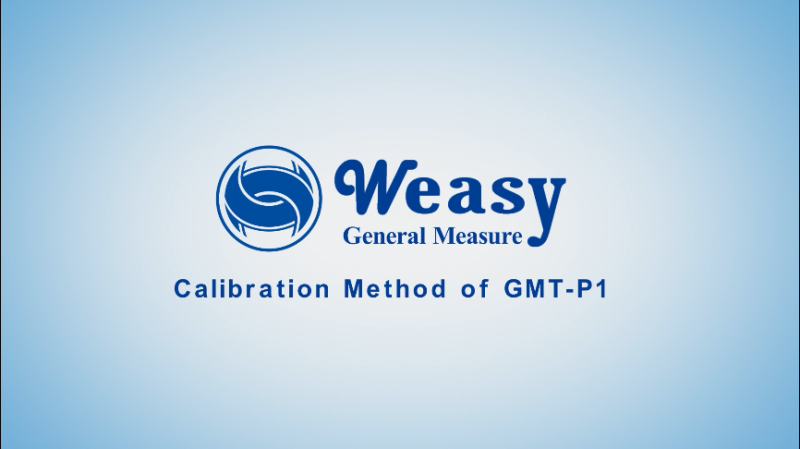 General Measure's New Video - The Calibration Method of GMT-P1 Weighing Transmitter