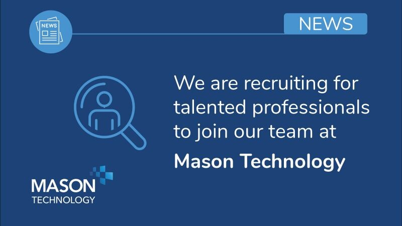 Job Offer by Mason - Industrial Weighing Engineer