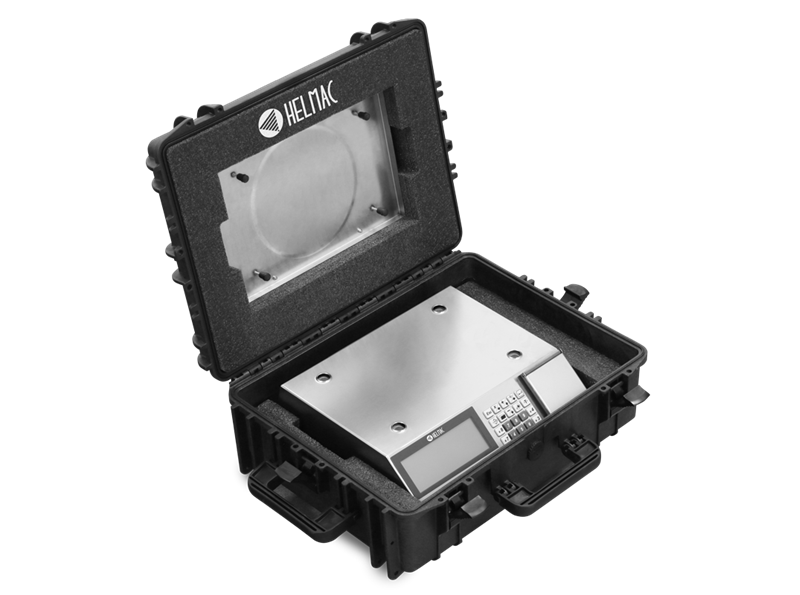 New Case for Helmac GPE LT and XT Scales