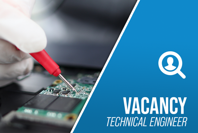 Job Offer by Stevens Traceability Systems - Technical Engineer