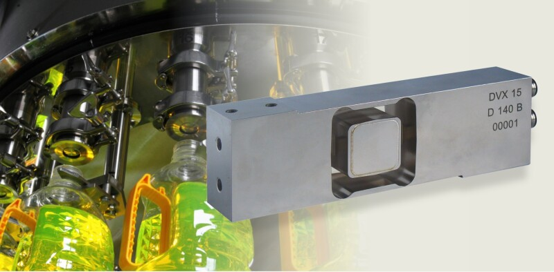 SCAIME DVX, a smart weighing Load Cell to drive Fillers and Checkweighers