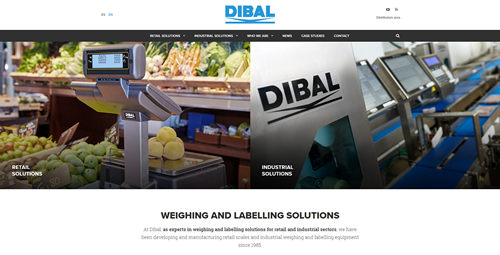 Dibal launched a New Website and YouTube Channel