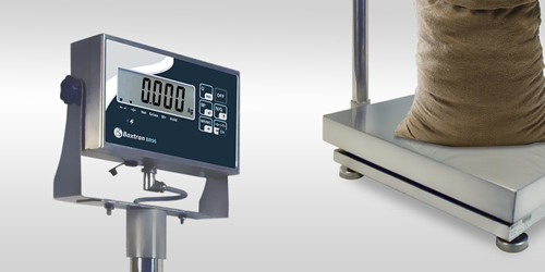 New TMH Bench Scale from Giropès