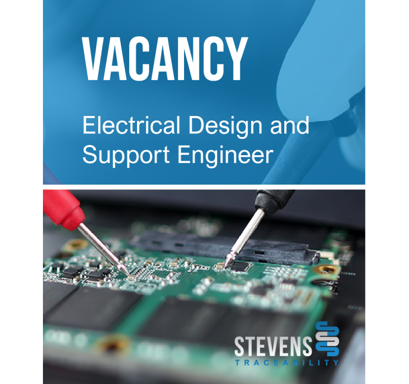 Job Offer By Stevens Traceability Systems - Electrical Design Engineer