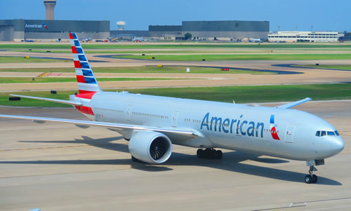 American Airlines Acquires Intercomp Scales