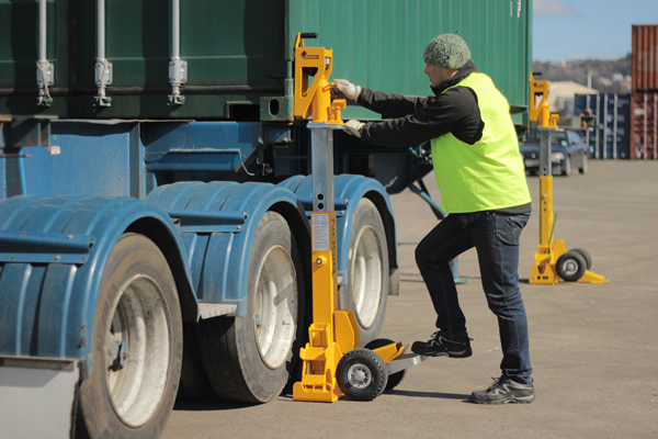 Bison Container Scales get International Certifications