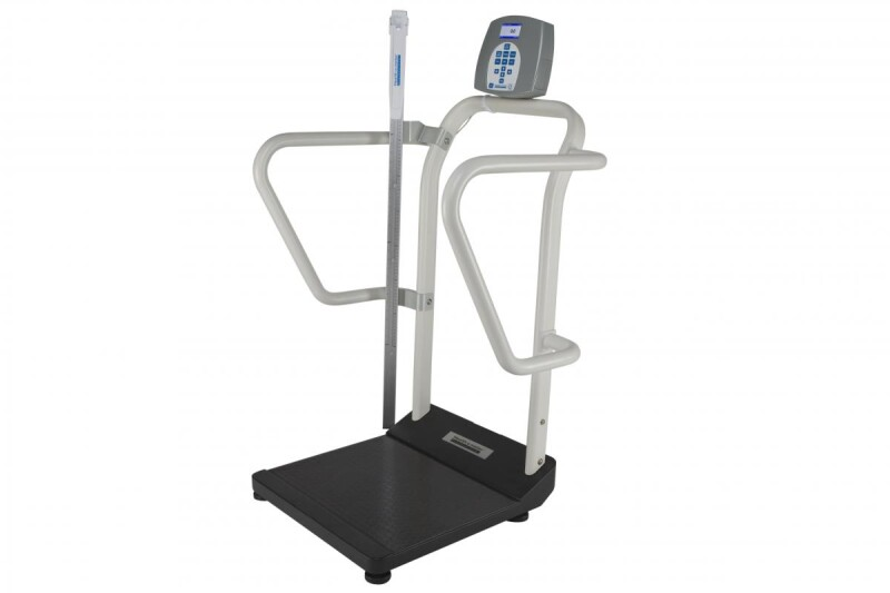 Introducing Healthometer 1100KL-EHR Digital Platform Scale