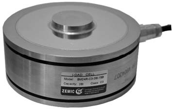 IECEx and ATEX Certificate for Ring Torsion BM24R Load Cell from Zemic Europe