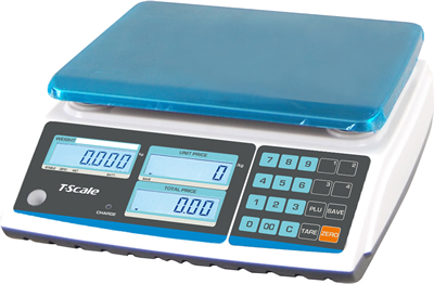 T-Scale's New Z series Price Computing Scales