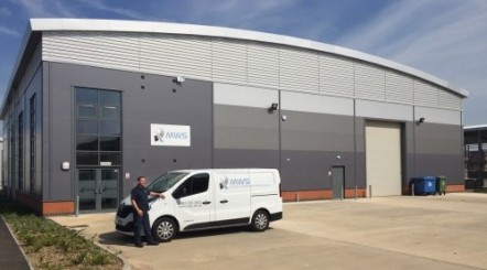 MWS Weighing Solutions' new factory fully operational