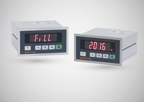 New Weighing and Filling Controllers from Baykon Industrial Weighing Systems