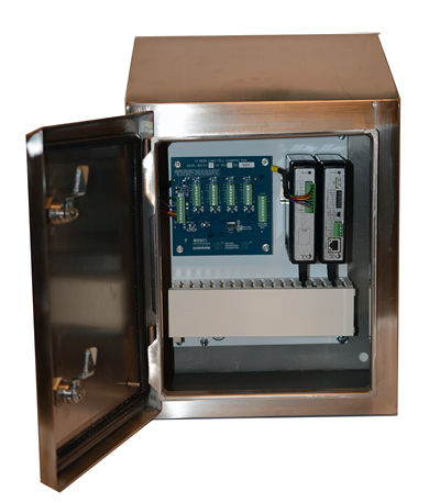 Hardy Now Offering Integrated Panel Systems in Type 4 or 4X Enclosures