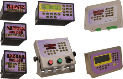 DSP on the New Multifunction Weighing Indicators from Data-Control PC