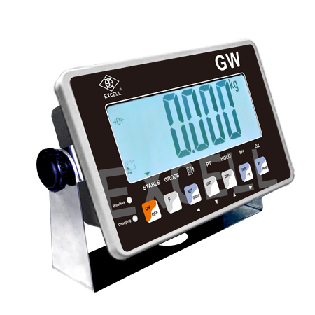 EXCELL IP68 Waterproof Weighing Indicator Gain NTEP Certification
