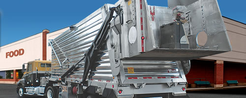 LoadMan Shipping On-Board Scales for Travis Tote Dump Trailers