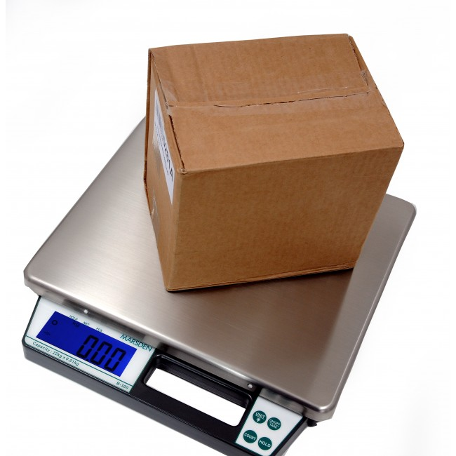 Marsden launches truly portable Parcel Scale