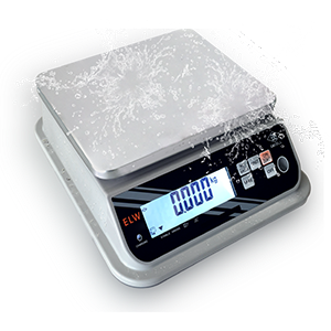 EXCELL ELW & ESW Weighing Scales Gains IP68 Waterproofing Certification