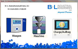 New Weighing Terminal from B+L Industrial Measurements