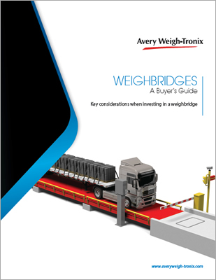 Avery Weigh-Tronix' New Weighbridges Buyers Guide